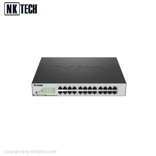 سوئیچ شبکه دی لینک مدل DGS-1100-24P