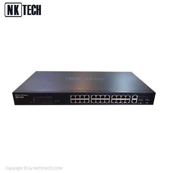 سوئیچ شبکه انکاتک مدل PSE1816GSR 16P+2